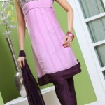 Excellent Neck Embroidered Party Wear Dresses 008