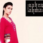 Fall Winter Collection 2012 by Zahra Ahmad