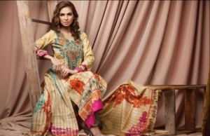 Firdous Colorful Cambric Winter eid dress Collection 2012-2013 For Women (5)