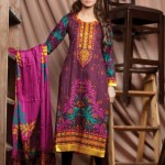 Firdous Colorful Cambric Winter eid dress Collection 2012-2013 For Women (6)