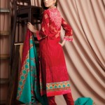 Firdous Colorful Cambric Winter eid dress Collection 2012-2013 For Women (8)