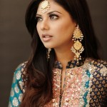 Gorgeous Sunita Marshals Bridal 2012 005