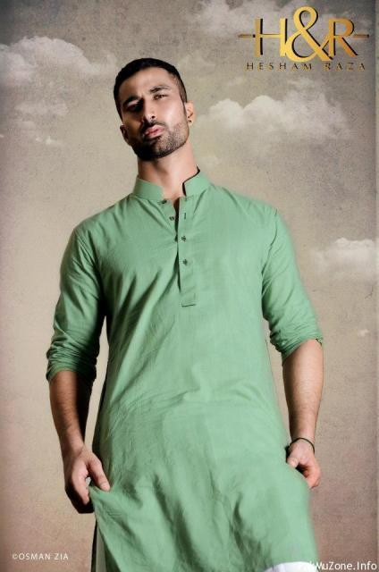 Hesham Raza Menswear Collection 2012 Wedding Sherwani Collection