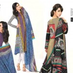 Ittehad Beautiful Retro Dress Collection 2012-2013 For Women (10)