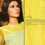 Ittehad Fall Linen Collection 2012 003