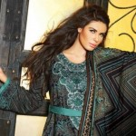 Ittehad Fall Linen Collection 2012 005