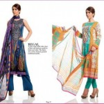 Ittehad Latest Retro Collection 2012 For Women 0014