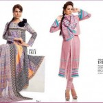 Ittehad Latest Retro Collection 2012 For Women 0018