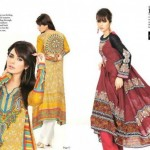 Ittehad Latest Retro Collection 2012 For Women 004