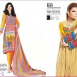 Ittehad Latest Retro Collection 2012 For Women 008