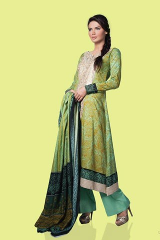 Ittehad Textiles Winter Collection 2012 For Women 009