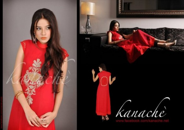 Kanache Formal Wear Collection 2012 005