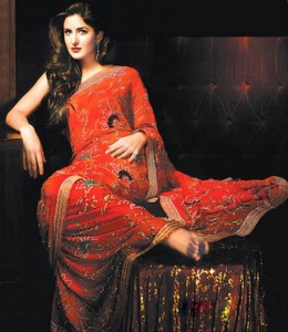 Katrina Kaif Fabulous Saree Collection for 2012 002