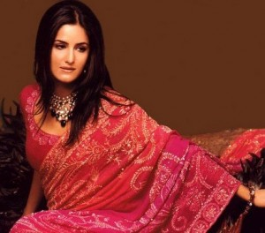 Katrina Kaif Fabulous Saree Collection for 2012 008