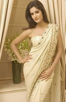 Katrina Kaif Fabulous Saree Collection for 2012