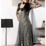 Latest Anarkali Style Fashion 2012 For Woman 001