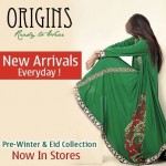 Latest Beautiful Origins Winter Collection For Women 2012-13