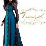 Latest & Beautiful Wear Collection 2012 By Tasmiyah Dresses Designer (2)