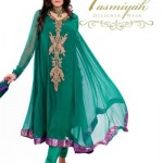 Latest & Beautiful Wear Collection 2012 By Tasmiyah Dresses Designer (3)