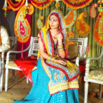 Latest Bridal Mehnd Dresses 2012
