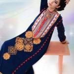 Latest Eid Dresses Winter Fall Collection 2012 For Women By Nimsay