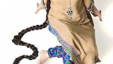 Latest Eid-ul-Azha Dress Collection 2012-2013 For Women By Hoop (5)