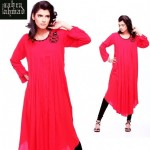 Latest Fall Winter Dress Collection 2012 For Women By Zahra Ahmad (2)