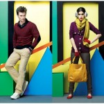 Latest Men And Women Outfitters Winter Eid Dresses 2012-13