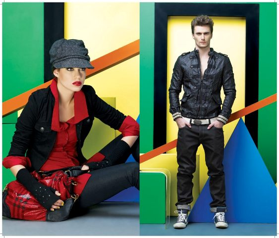 Latest Men And Women Outfitters Winter Eid Dresses 2012-13 (3)