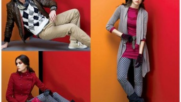Latest Men And Women Outfitters Winter Eid Dresses 2012-13 (5)