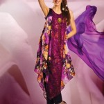 Latest Nishat Lawn Dresses Collection 2012