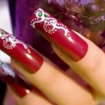 Latest Stylish Eid ul Azha Nail Art Designs For Women & Girls 003