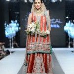Layla Chatoor Latest Collection At PFDC L Oreal Paris Bridal Week 004
