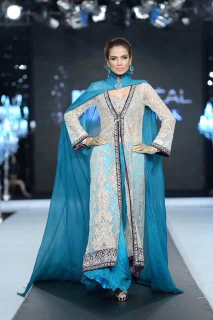 Layla Chatoor Latest Collection At PFDC L Oreal Paris Bridal Week 006