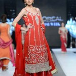 Layla Chatoor Latest Collection At PFDC L Oreal Paris Bridal Week 007