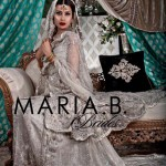 Maria.B stylish Winter EID Dress Collection 2012 for bridals