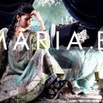Maria.B stylish Winter EID Dress party wear Collection 2012 for Women