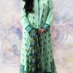 New & Beautiful Eid Dresses Winter Fall Collection 2012-13 For Women By Nimsay
