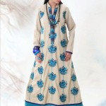 New & Beautiful Eid Dresses Winter Fall Collection 2012-13 For Women By Nimsay (2)