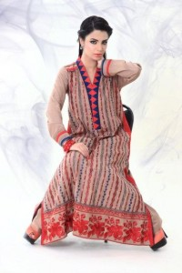 New & Beautiful Eid Dresses Winter Fall Collection 2012-13 For Women By Nimsay (3)