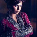 Nida Azwer Formal Dresses 2012 At Labels 006