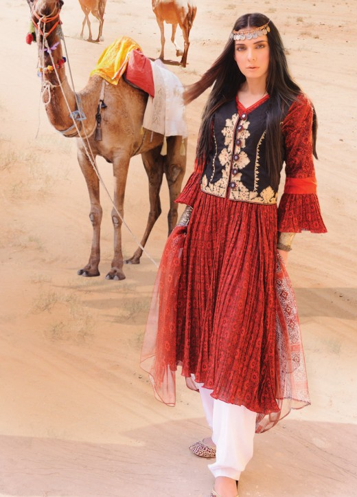 Nishat Latest Lawn Collection for 2012