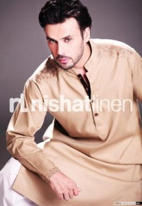 Nishat Linen Winter Fall Dress Collection 2012-13 For Men (8)