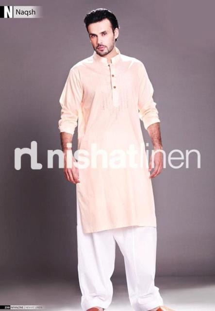Nishat Linen Winter Fall Dress Collection 2012-13 For Men
