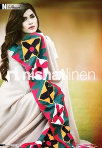 Nishat Linen Winter Pret Collection 2012-13 for Women and Girls (8)