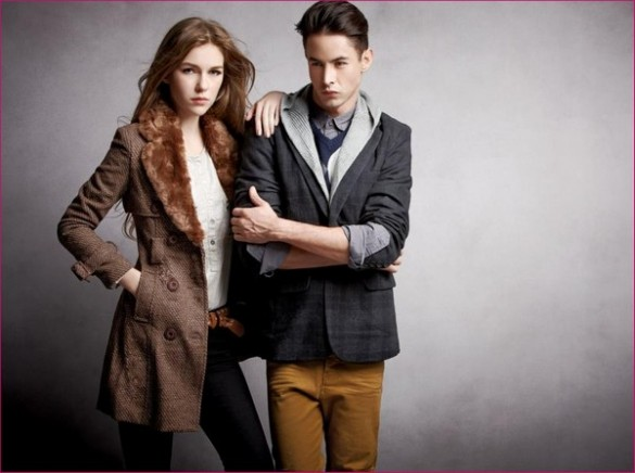 OUTFITTERS Fall Winter 2012 13 Collection Sneak Peak 001