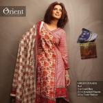 Orient Textiles Eid Winter fall Dress Collection 2012-2013 For Women