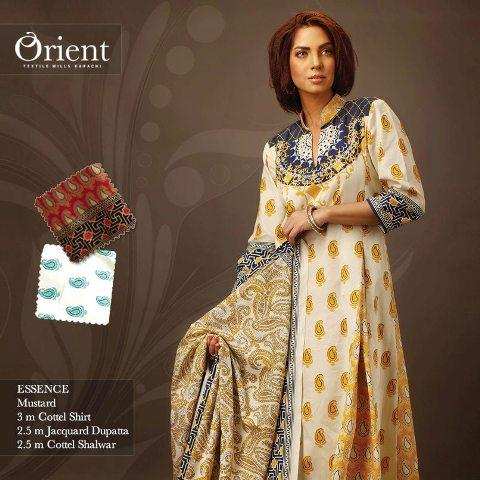 Orient Textiles Eid Winter fall Dress Collection 2012-2013 For Women (6)