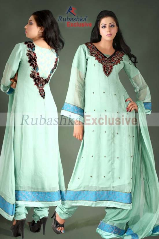 Rubashka Fashion Fancy Eid Collection 2012 For Girls And Women 008