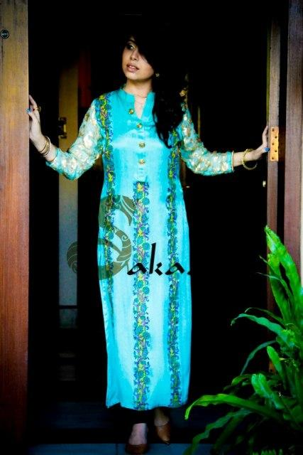 Sakaaj Latest Ready To Wear Dress Collection 2012 For Women (4)